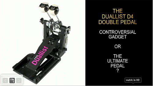 DUALLIST D4 DOUBLE PEDAL - HOW GOOD IS IT?
