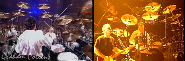 Nick Mason  PULSE dvd  - The Division Bell Tour 1994
