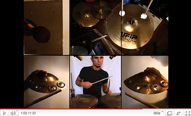 UFIP CYMBALS - Earcreated Cymbals, play the difference!